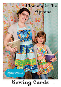 Valori Wells Designs Mommy and Me Aprons Sewing Pattern