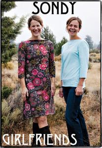 Valori Wells Designs Sondy Top Sewing Pattern