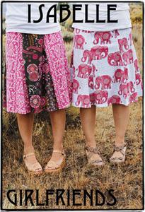 Valori Wells Designs Isabelle Skirt Sewing Pattern