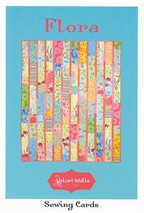 Valori Wells Designs Flora Sewing Card