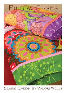 Valori Wells Designs 93-3024, Pillow Case - Sewing Card