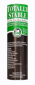 """Sulky 661-20 Totally Stable Fusible Iron On Tear Away Stabilizer 20""""x5yd"""