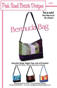 Pink Sand Beach Designs Bermuda Bag Pattern