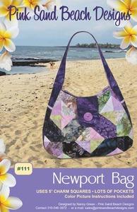Pink Sand Beach Designs Newport Bag Pattern