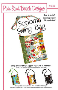 Pink Sand Beach Designs Sonoma Swing Bag Pattern