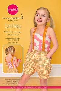 modkid Bailey Sewing Pattern