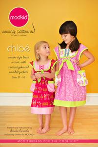 modkid Chloe Sewing Pattern