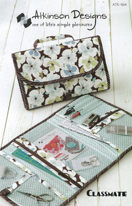 Atkinson Designs ATK164 Classmate Sewing Pattern