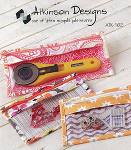 Atkinson Designs Bridget's Bagettes Sewing Pattern