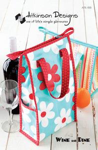 Atkinson Designs Wine & Dine Sewing Pattern