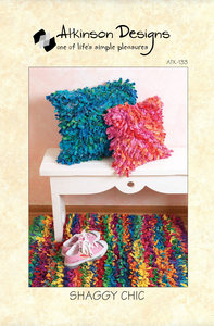 Atkinson Designs Shaggy Chic Sewing Pattern