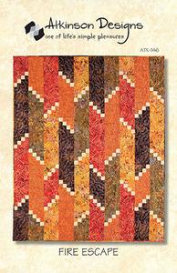 Atkinson Designs Fire Escape Sewing Pattern