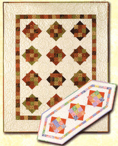 Atkinson Designs Merry Mosaic Sewing Pattern