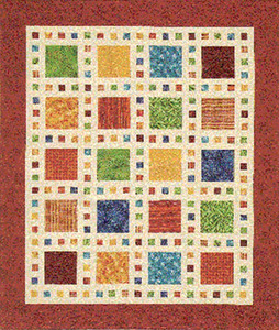 43760: Atkinson Designs 93-2618 Slide Show Quilting Sewing Pattern