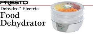 Presto 06300 Dehydro* Electric Food Dehydrator