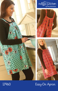 Indygo Junction Easy-On Apron Sewing Pattern