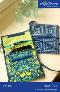 Indygo Junction Tablet Tote Sewing Pattern