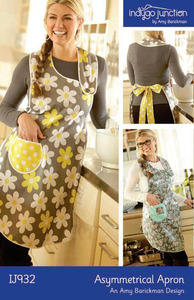 Indygo Junction IJ932 Asymmetrical Apron Sewing Pattern