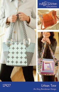 Indygo Junction Urban Tote Sewing Pattern