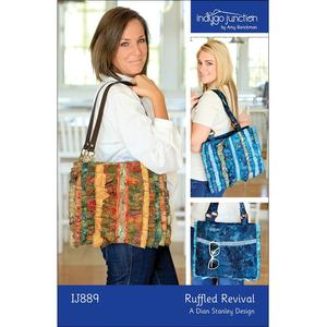 Indygo Junction Ruffled Revival Sewing Pattern