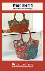 Indygo Junction Bella Bag Sewing Pattern