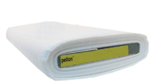 "Pellon Shape-Flex 20"" x 15 yds Bolt Woven Sew in Stabilizer for Light to Mid-Weight Fabrics"