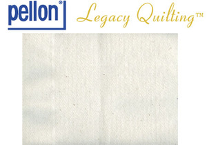 "Legacy by Pellon Flame Retardant Rayon 96"" x 9 yds Bolt Batting"