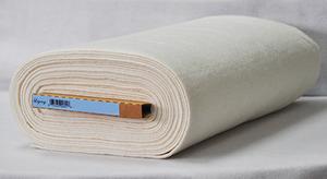 "Pellon Legacy ER-96 80/20 Natural Cotton Poly Batting w/ Scrim Board 96""x30yd, 19Lbs, Bulky Shipment"