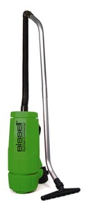 Bissell BGPRO10A 10 Quart Backpack Vacuum Cleaner, 5 Tools, 50' Cord, 12Lbs