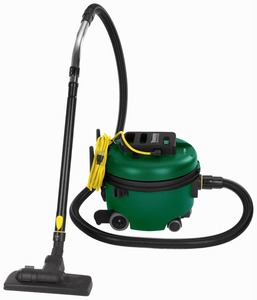 44699: Bissell BGCOMP9H Commercial Canister Vacuum, 1.9 Gal, 50' Cord, 10 Lbs