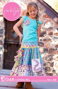 Pink Fig Urban Cowgirl Sewing Pattern