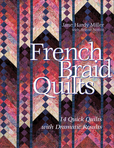 45298: C&T Publishing C & T Publishing French Braid Quilts
