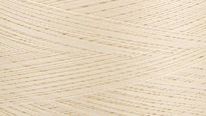 45716: Gutermann 3000-829 Natural Cotton Thread 30wt Solids 3000m, 3,281 Yards Cream