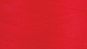 45722: Gutermann 3000-2074 Natural Cotton Thread 30wt Solids 3000m, 3,281 Yards Red