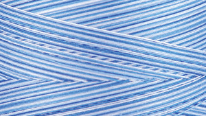 Gutermann Natural Cotton Thread Variegated 3,281 Yards Blue Awakening