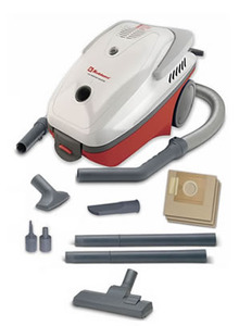 Koblenz DV-110 KG3 US All Purpose Canister Vacuum Cleaner 7Lb