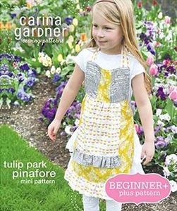 Carina Gardner Tulip Park Pinafore mini Pattern