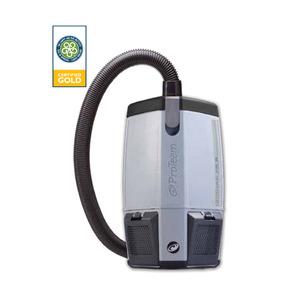ProTeam ProVac 107363 FS6 6Qt Backpack Vacuum Cleaner +Restaurant Kit, 9 Lbs