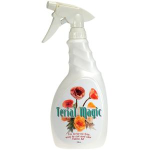 Terial Magic TA11001 24oz Bottle, Spray On Fabric Adhesive Stabilizer, Optional Refill*