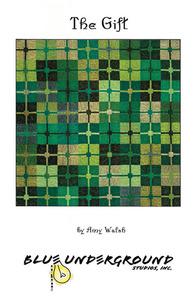 Blue Underground Studios, Inc. The Gift Quilt Pattern