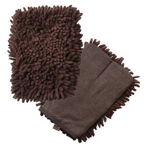 51590: e-cloth 70601 Cleaning Mitt for Pets Care, Remove Dirt, Dry Floors, Reduce Moisture adnd Odor Causing Bacteria