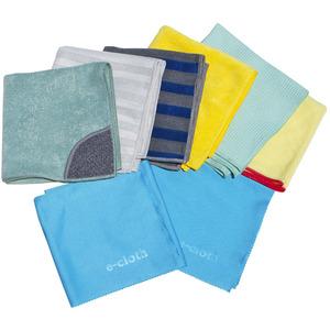 51581: e-cloth TD-10903 Home Cleaning Cloth Set 8pc