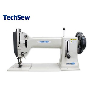 "52296: TechSew 180 16"" Arm Walking Foot Sewing Machine, Servo Motor, Stand"