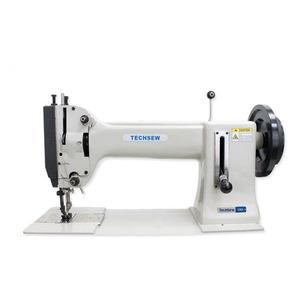 "52296: TechSew 180 16"" Arm Walking Foot Sewing Machine, Servo Motor, Stand"