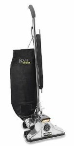 "Royal UR38200 14"" Pro Series Carpet All Metal Upright HEPA Vacuum Cleaner , 40' Cord"