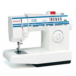 6307: Singer 5825 Traded In 6 Built-in Stitch, 20 Stitch Function Freearm Sewing Machine