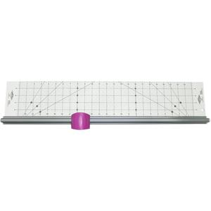 "Havels Fabric Ruler, End Cut Strip Cutter, 27.5"" Track, 45mm Blade"
