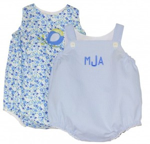 Childrens Corner CC240 Bobbie Bubble Suit Sewing Pattern, Girl Boy Size 6-24mo