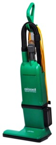 "Bissell BG1000 Big Green 15"" Wide Heavy Duty 2 Motor Upright Vacuum Cleaner"
