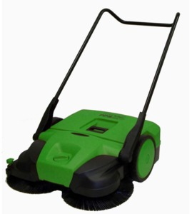 "53216: Bissell BG477 31"" Deluxe Triple Brush Push Power Sweeper"